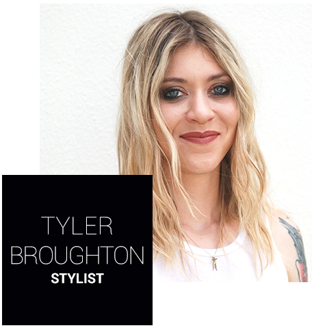 Tyler Broughton: Hair Stylist